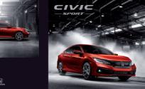 혼다 Civic Sport