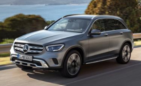 2020 |  All new GLC