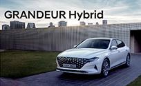 현대 더 뉴 그랜저 hybrid