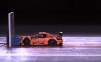 포르쉐 GT3 RS 충돌 테스트?