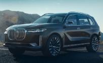 BMW, 대형 SUV X7 iPerformance 컨셉 공개