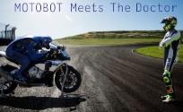 야마하 모터사이클 로봇, 인간에게 패배