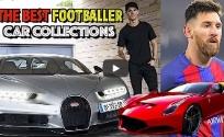 유명 축구선수들은 어떤 자동차를 타고 있을까?