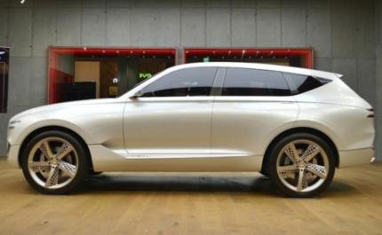 제네시스, 2021년 까지 SUV 3종 출시 계획..'GV90' 현실화 되나