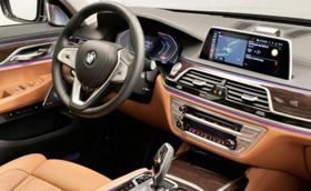 BMW가 공개한 신형 7시리즈..실내 디자인 특징은?