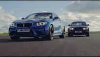 BMW M2 vs BMW 1M