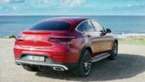 GLC Coupe - Exterior, Interior & Driving Scenes