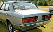 1970년대 국민차로 불렸던 '브리사'..디자인 특징은?