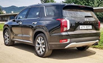 디젤보다 가솔린이 제격인 대형 SUV, 현대차 팰리세이드