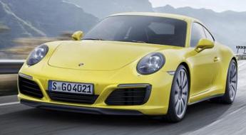포르쉐, 페이스리프트 911 타르가 4S 국내 출시