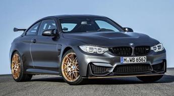 BMW, 한정판 M4 GTS 공개..워터 인젝션 적용