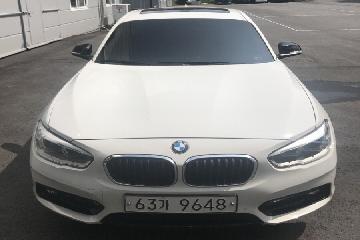 BMW 1시리즈(F20) F/L