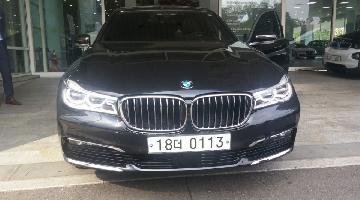 BMW 7시리즈(F01/F02)