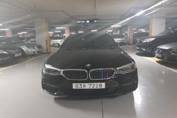 BMW 5-series(G30)