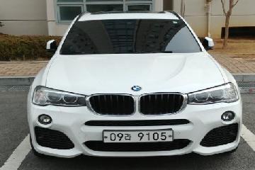 BMW X3(F25)