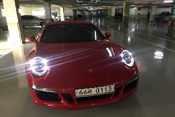포르쉐 더 뉴 911(991)