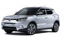 쌍용자동차, 'My 1st SUV 티볼리' 출시