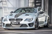 G-파워, 강력한 BMW M6 공개..최고속도 372km/h