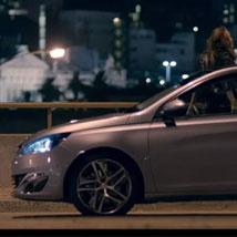 Peugeot 308 SW | Press Film