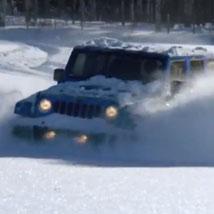 The Original Jeep Wrangler