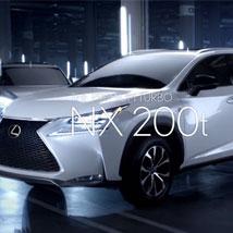 LEXUS NX 200t LAUNCHING