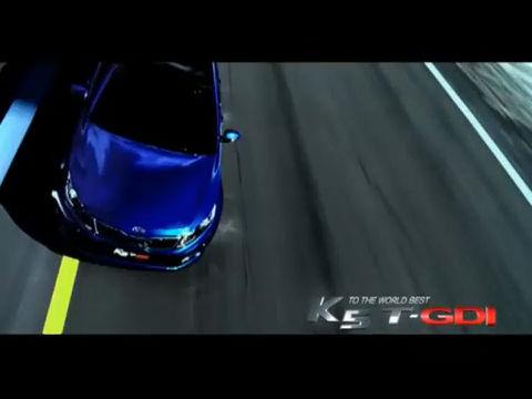 기아자동차 K5터보GDi CF
