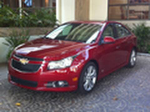 [RoadandTrack] Review: 2011 Chevrolet Cruze