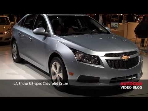 [Autocar] LA Motor Show: Chevrolet Cruze