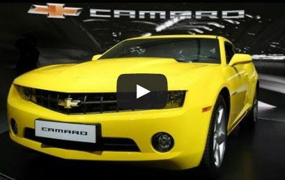 [자동차 시승기]쉐보레 카마로(Chevrolet Camaro test drive)
