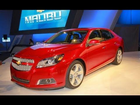 [RoadandTrack] 2013 Chevrolet Malibu @ New York Auto Show