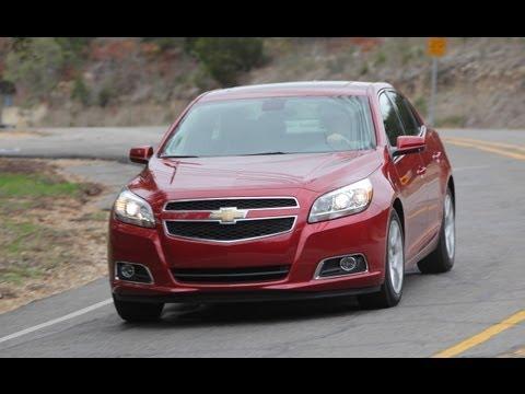 [RoadandTrack] Driven: 2013 Chevrolet Malibu