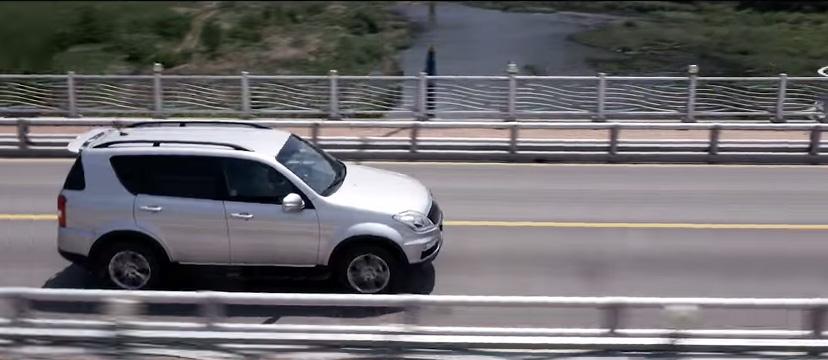 [오피셜] 프리미엄 SUV 렉스턴W