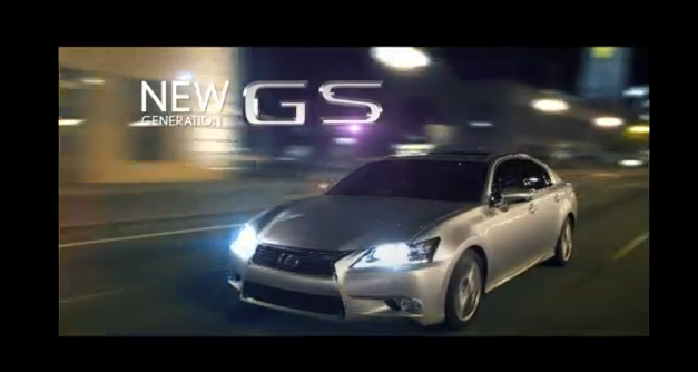 LEXUS NEW GS
