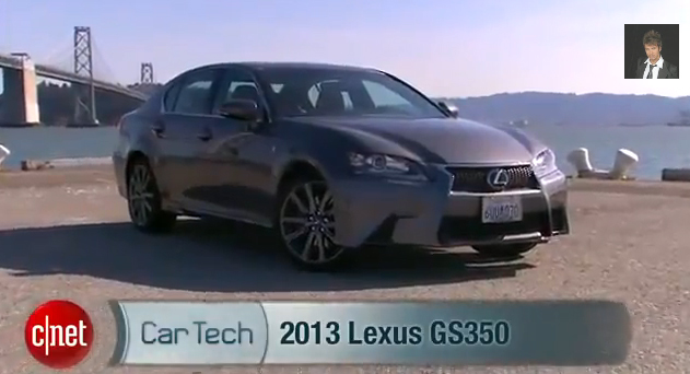 2013 Lexus GS 350 Review