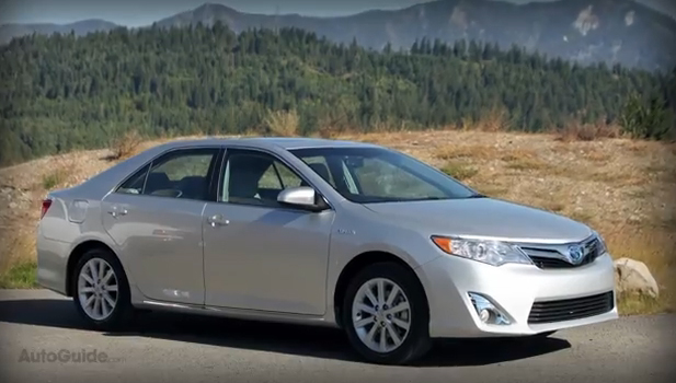 2012 Toyota Camry Review - Best-seller improved