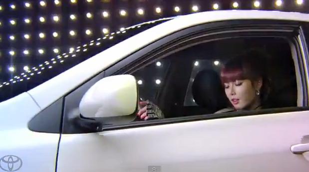 HyunA(현아) TOYOTA COROLLA CF 토요타 코롤라타고 미국진출 광고 영상