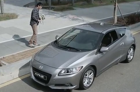 [CM] Honda CR-Z Short Film Part 1 (1080p HD)