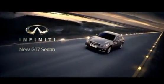 INFINITI G37 Sedan Commercial in South Korea