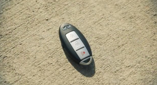 2013 Infiniti EX - INFINITI Intelligent Key® & Locking Functions