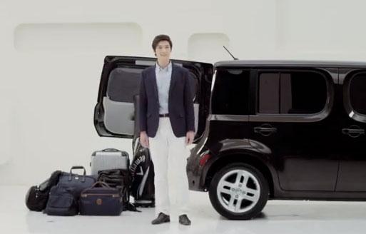 새로워진 닛산 큐브 박스카 종결자 box car nissan cube