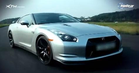 XTM TopGear KOREA_Race : Nissan GT-R