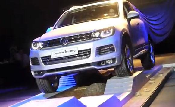 폭스바겐 투아렉 론칭행사 VW Touareg Launching in Korea