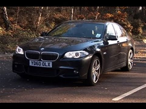[Autocar] BMW 535d video review 90sec verdict