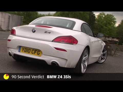 [Autocar] BMW Z4 35is - 90sec review