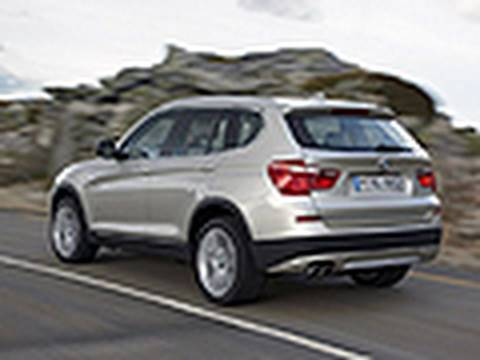[MotorTrend] First Look: 2011 BMW X3