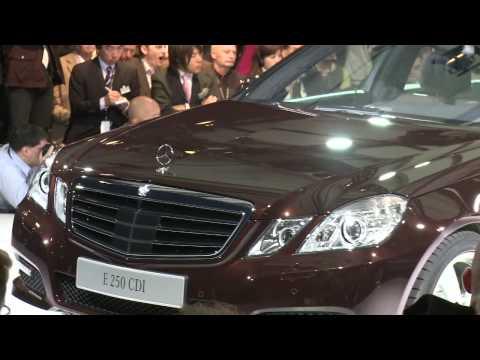 [Autocar] Detroit news: Mercedes E Class