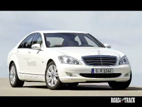 [RoadandTrack] 2010 Mercedes-Benz S400 BlueHybrid @ 2008 Paris Auto Show