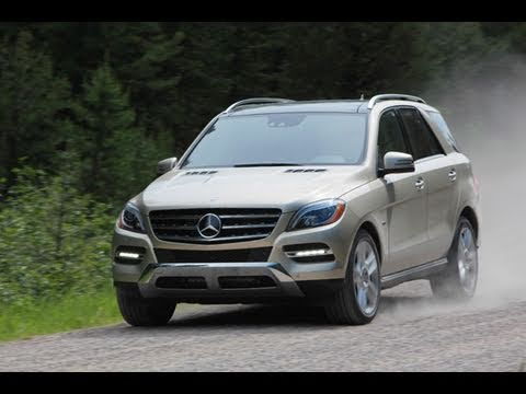 [RoadandTrack] 2012 Mercedes-Benz ML Review