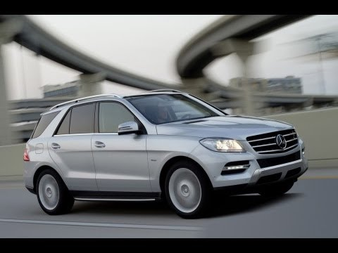 [Autocar] Mercedes ML250 video review