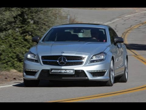 [RoadandTrack] 2012 Mercedes-Benz CLS63 AMG Road Test Review